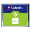 Карта памяти Verbatim CompactFlash 2GB